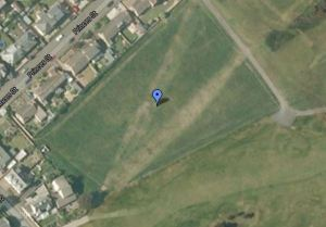 Google Maps view of the site